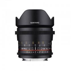 SAMYANG 16mm T2.6 VDSLR Nikon Garanti 2 ans