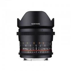"SAMYANG Objectif 16mm T2.6 VDSLR compatible avec Sony ""E"" Garanti 2 ans"