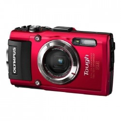 Occasion OLYMPUS TG-3 Rouge Compact étanche