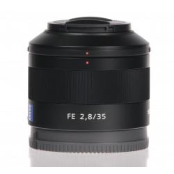 Occasion SONY Objectif SEL Sonnar T* FE 35 mm f/2.8 ZA