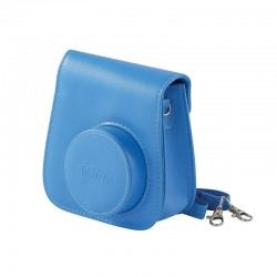 FUJIFILM Etui pour Instax Mini 8 & 9 Bleu Cobalt