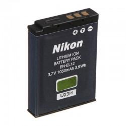 NIKON Batterie EN-EL12 pour Nikon S610.S710.S1100.P300