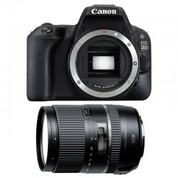 CANON EOS 200D + TAMRON 16-300 VC GARANTI 3 ans