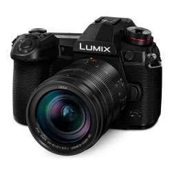 PANASONIC LUMIX G9 + Objectif G Vario Leica 12-60 mm f/2.8-4 ASPH Power OIS