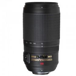 Occasion NIKON Objectif AF-S VR 70-300 mm f/4.5-5.6 G IF-ED VR