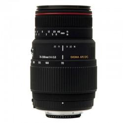 Occasion SIGMA Objectif 70-300 mm f/4-5.6 DG APO Macro Nikon