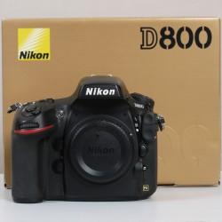 Occasion Nikon D800 Nu