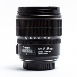 Occassion CANON Objectif EF-S 15-85 mm f/3.5-5.6 IS USM