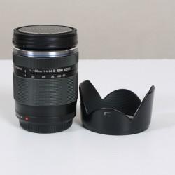 Occasion OLYMPUS Objectif M.ZUIKO ED 14-150 mm f/4-5.6 II Noir