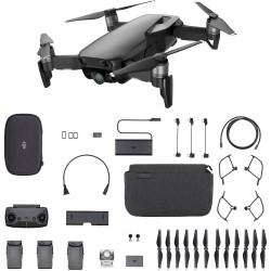 DJI DRONE MAVIC AIR ONYX BLACK COMBO - DJIMAVICAIRCOMBOOB