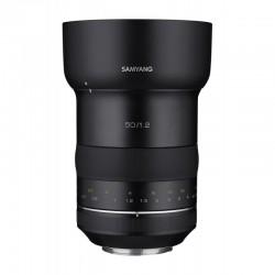 SAMYANG 50mm f/1.2 XP Canon EF GARANTI 2 ans