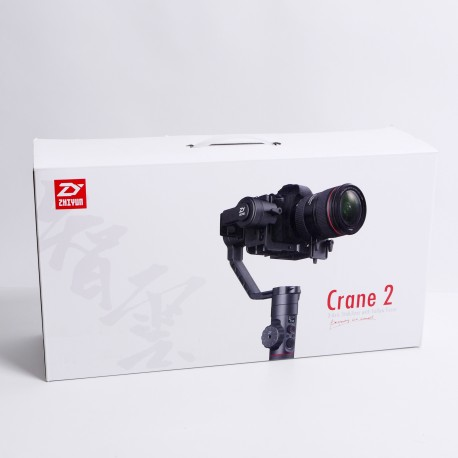 Occasion Zhiyun Crane 2 Stabilisateur 3 axes