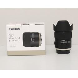 Occasion TAMRON Objectif SP 45 mm f/1.8 Di VC USD CANON