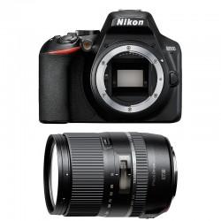 NIKON D3500 + TAMRON 16-300mm VC PZD