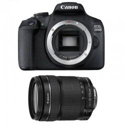 CANON EOS 2000D + 18-135 IS STM Garanti 3 ans