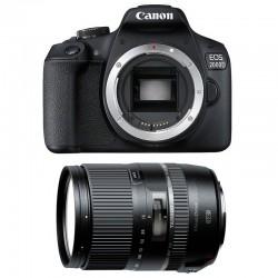 CANON EOS 2000D + TAMRON 16-300 VC Garanti 3 ans