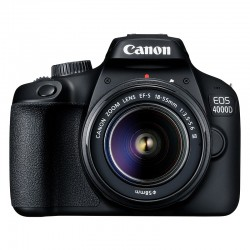 CANON EOS 4000D + 18-55 III Garanti 3 ans