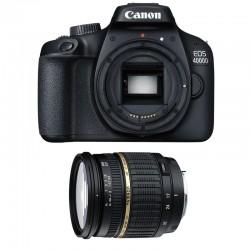 CANON EOS 4000D + TAMRON 17-50 LD Garanti 3 ans