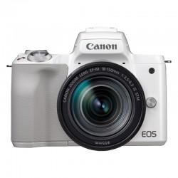 CANON EOS M50 BLANC + 18-150 Garanti 3 ans