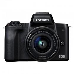 CANON EOS M50 NOIR + 15-45 Garanti 3 ans