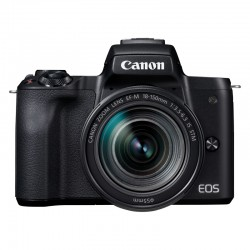 CANON EOS M50 NOIR + 18-150 Garanti 3 ans