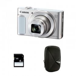 CANON Compact PowerShot SX 620 HS Blanc Garanti 2 ans + Sac et Carte SD 4 Go