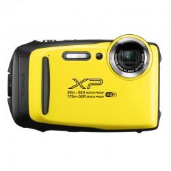 FUJIFILM compact étanche XP130 jaune Garantie 2 ans