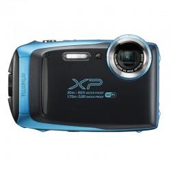 FUJIFILM compact étanche XP130 Turquoise Garantie 2 ans