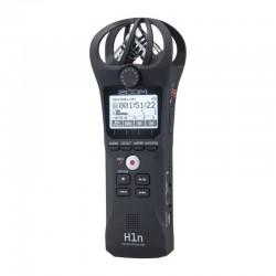 ZOOM Enregistreur stereo noir - H1N