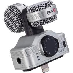 ZOOM Microphone stereo Mid-Side IQ7 - IQ7