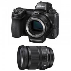 NIKON Z 7 + SIGMA 24-105mm f/4 DG OS HSM ART Garanti 3 ans + FTZ Adaptateur