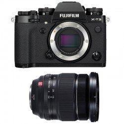 FUJIFILM X-T3 NOIR + 16-55mm Garanti 3 ans