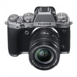 FUJIFILM X-T3 SILVER + 18-55mm Garanti 3 ans