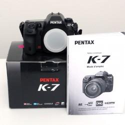 Occasion  PENTAX K7 Nu