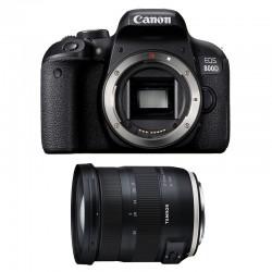 CANON EOS 800D + TAMRON SP AF 17-35 f/2.8-4 Di OSD Garanti 3 ans