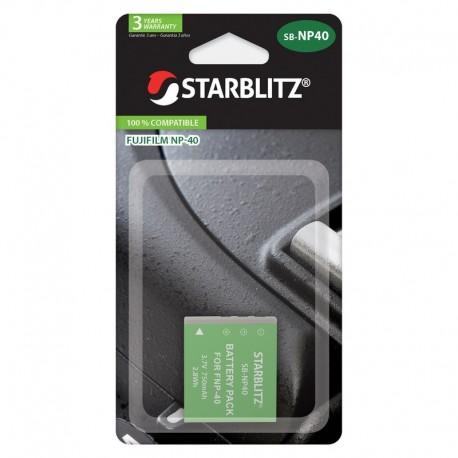 STARBLITZ BATTERIE FUJIFILM NP-40