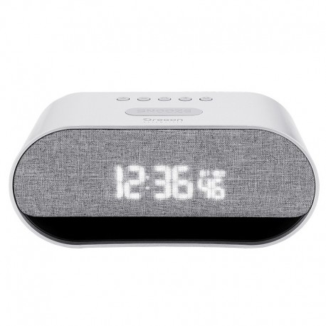 OREGON Réveil Résonance Bluetooth CIR600