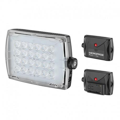 MANFROTTO Torche LED MicroPro2