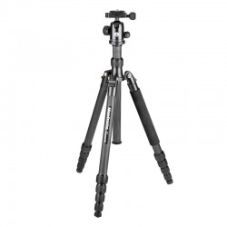 MANFROTTO Trépied Carbone MKELEB5CF-BH
