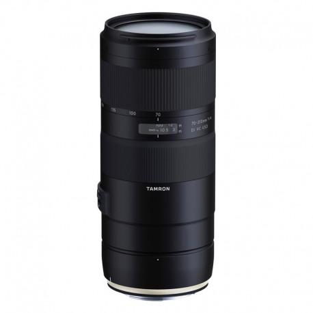 TAMRON Objectif 70-210mm F/4.0 Di VC USD For compatible avec Canon Garanti 2 ans
