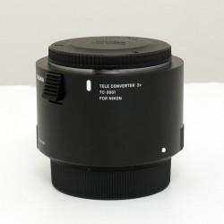 OCCASION SIGMA Téléconvertisseur TC-2001 2X pour Nikon