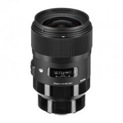 SIGMA Objectif 35mm f/1.4 DG HSM ART compatible avec Sony FE Garanti 3 ans