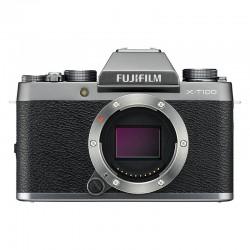 FUJIFILM X-T100 Dark Silver GARANTI 3 ans