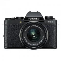 FUJIFILM X-T100 Noir + Objectif XC15-45 PZ GARANTI 3 ans