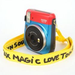 FUJI Appareil Photo Instantané Instax Mini 70 JCC Bleu/Rouge