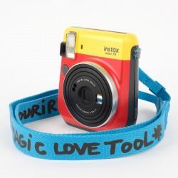 FUJI Appareil Photo Instantané Instax Mini 70 JCC Rouge/Jaune