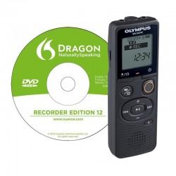 OLYMPUS Dictaphone Numérique VN-541 PC + DNS 12
