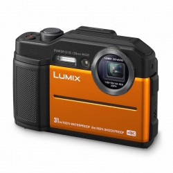 PANASONIC Lumix DC-FT7 Etanche/Antichoc Orange GARANTI 2 ans