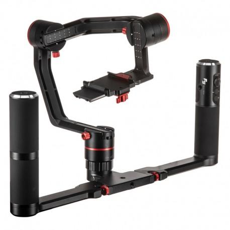 FEIYU Stabilisateur Kit ALPHA 2000 V2 + Dual Handle Grip