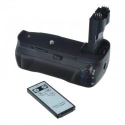 JUPIO Poignée Grip pour Canon 7D
